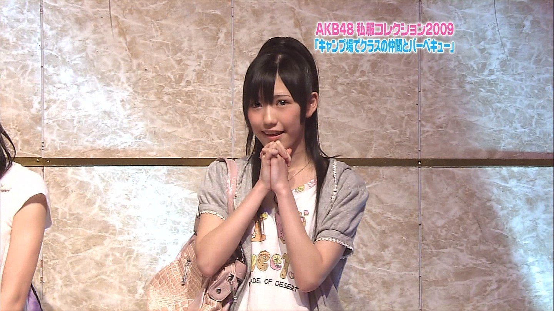 AKB48渡辺麻友私服コレクションキャプチャ画像