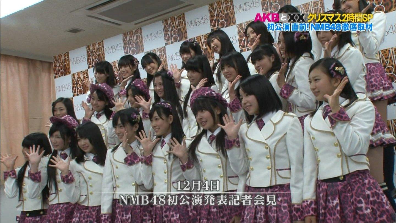 NMB48キャプチャ画像